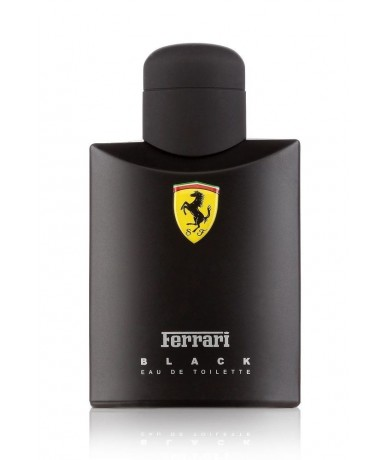 SCUDERIA FERRARI BLACK eau...