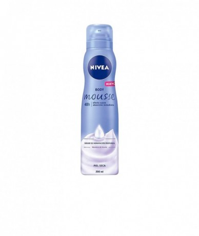 NIVEA - BODY MOUSSE EFECTO...