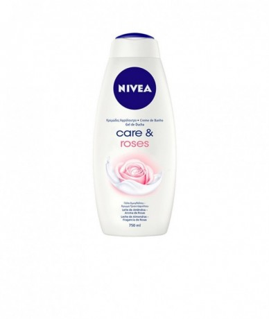 NIVEA - CARE & ROSES GEL DE...