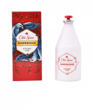 OLD SPICE HAWKRIDGE after...