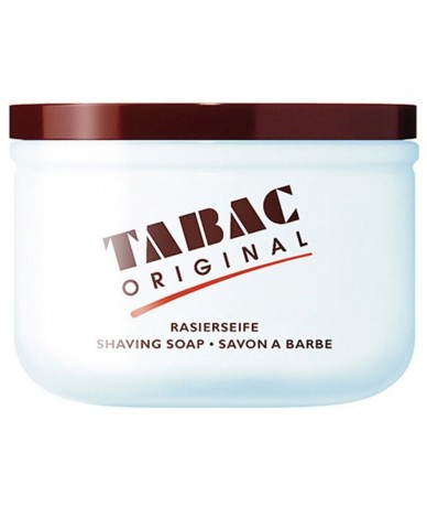 TABAC shaving soap in bowl