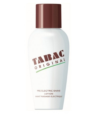 TABAC pre electric shave