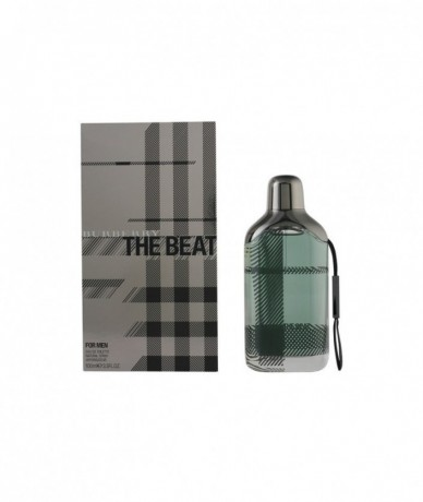 BURBERRY - THE BEAT FOR MEN...