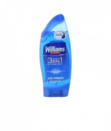 WILLIAMS - ICE FRESH gel de...