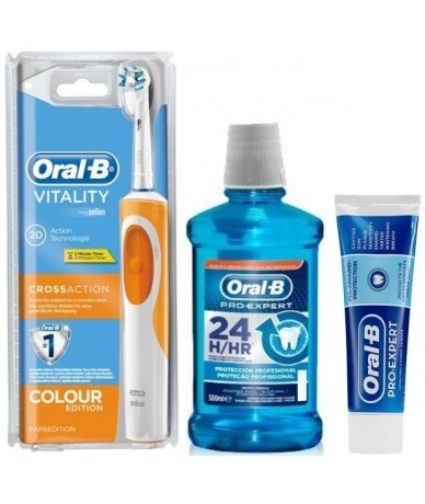 ORAL-B VITALITY CROSS...