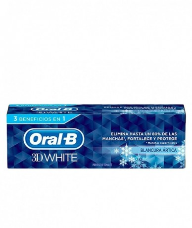ORAL-B - 3D WHITE BLANCURA...