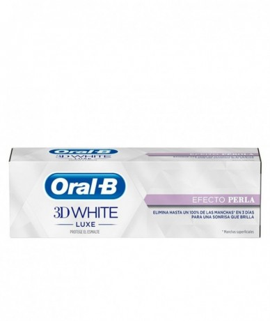 ORAL-B - 3D WHITE LUXE...