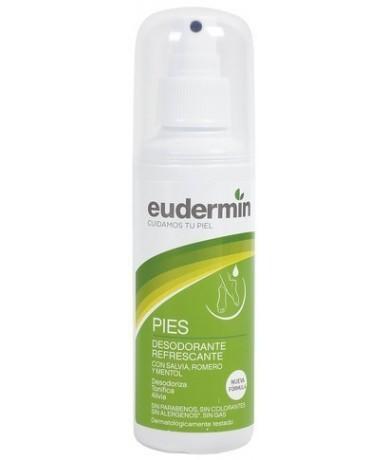 EUDERMIN - PIES desodorante...