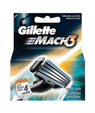 GILLETTE - MACH 3 cargador