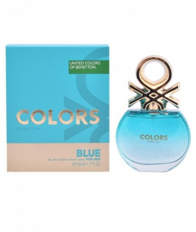 BENETTON - COLORS BLUE EDT...