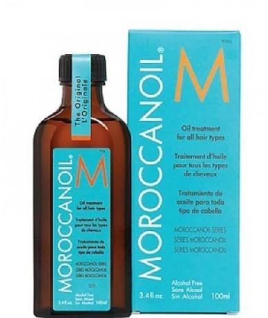 MOROCCANOIL treatment for...