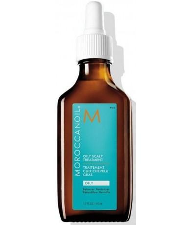 MOROCCANOIL scalp treatment...