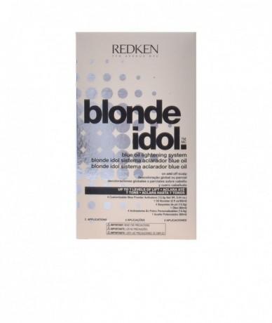 REDKEN - BLONDE IDOL blue...