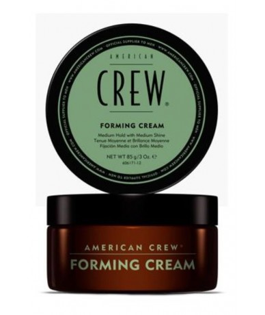 American Crew - FORMING...