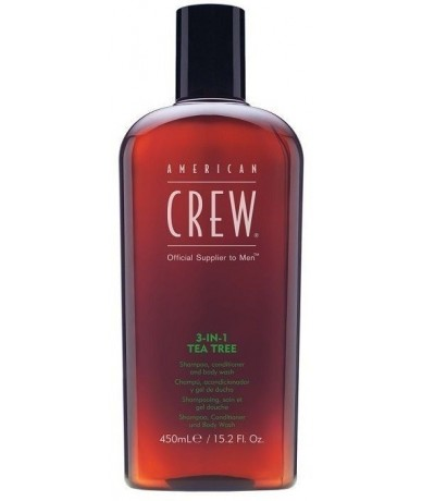 AMERICAN CREW - TEA TREE 3...