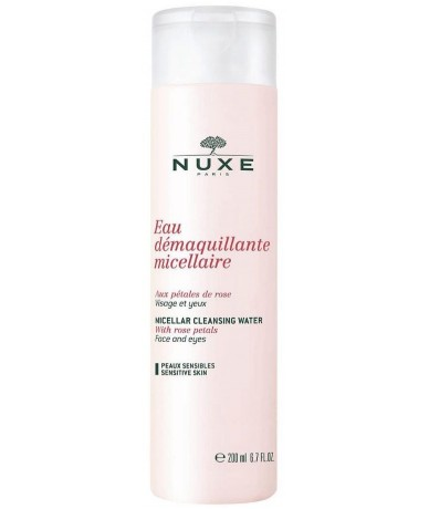 NUXE - PETALES DE ROSE eau...