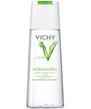 VICHY - NORMADERM solution...