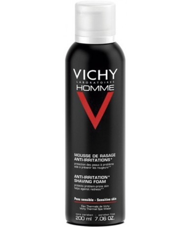 VICHY HOMME mousse à raser...