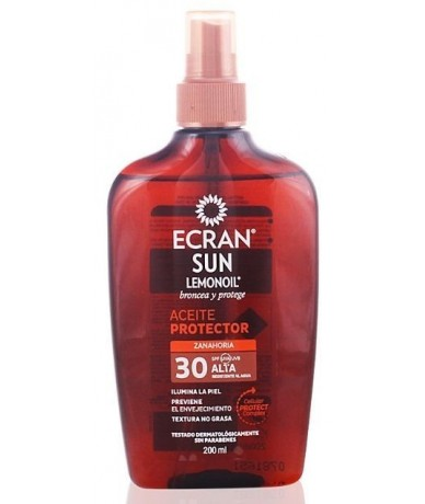 ECRAN - SUN LEMONOIL oil...
