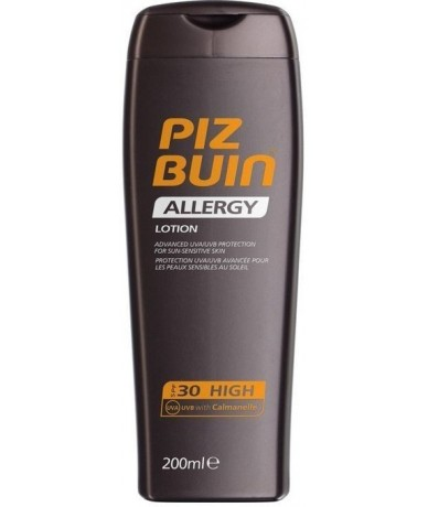 PIZ BUIN - ALLERGY lotion SPF