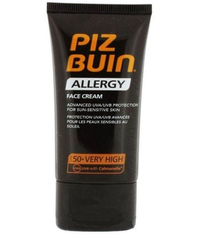 PIZ BUIN - ALLERGY face...
