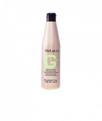 SALERM - GREASY HAIR...