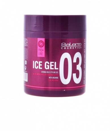 SALERM - ICE gel strong...