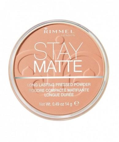 RIMMEL LONDON - STAY MATTE...