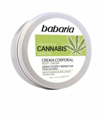 BABARIA - CANNABIS CREMA...