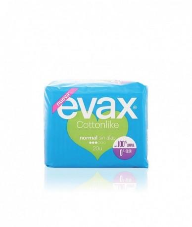 EVAX - COTTONLIKE compresas...