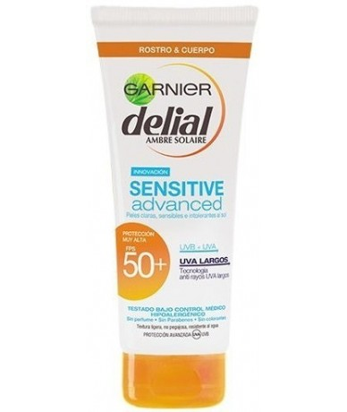 DELIAL - SENSITIVE ADVANCED...