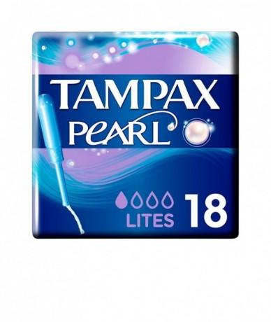 TAMPAX PEARL TAMPóN LITES...