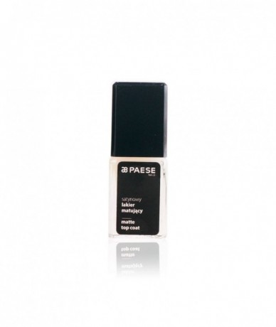 PAESE - NAIL CARE matte coat