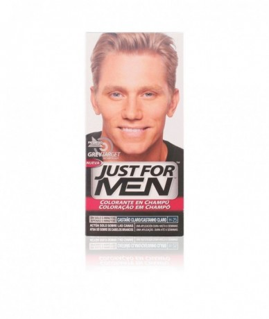 JUST FOR MEN sin amoniaco...