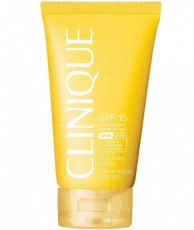 CLINIQUE - SUN facebody...