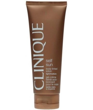 CLINIQUE - SELF SUN body...