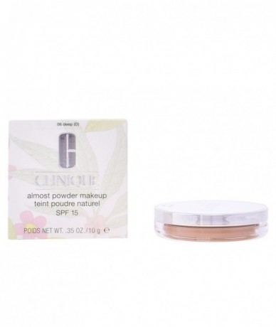CLINIQUE - ALMOST POWDER...