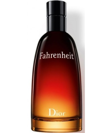 DIOR - FAHRENHEIT after shave