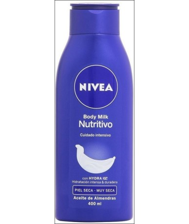 NIVEA - NUTRITIVO body milk