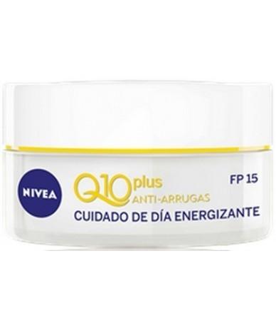 NIVEA - Q10+ anti-arrugas...